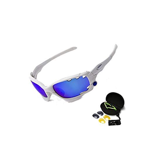 Erwachsene Motorrad Radfahren Brille UV-Schutz Winddicht Staubdicht Sanddicht Brille Laufen Angelausrüstung