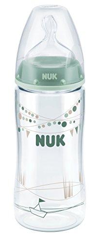 NUK First Choice Plus PA-Flasche - 300 ml - versch. Farben