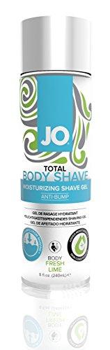 System JO Total Body Shave Lemon Mint 240 ml (Shaving Mint Cream)