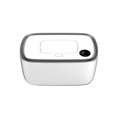 qianele Feuchttücher Wärmer, Tücher Heizungen Haushalt Tragbare Tücher Heizbox Isolierung