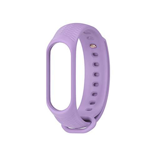 Sport weicher TPE Silikon Ersatz Wristband Wrist Strap für Xiao Mi Band 4