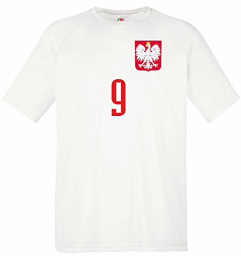 nationshirt Polen Trikot BR 9 WM 2018 World Cup Weltmeisterschaft Polska (164)