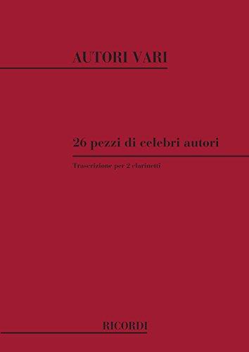 26 Pezzi Di Celebri Autori