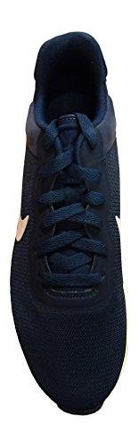 Nike Air Max Modern Essential, Baskets Homme midnight navy white 401