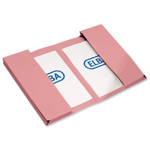 35 Twin Pack (Invo Twin Pocket Document Wallet 315gsm Capacity 2x35mm Foolscap Pink Ref 400038545 [Pack 25])