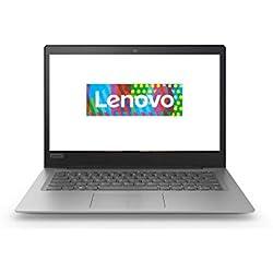 Lenovo IdeaPad 120S (14,0 Zoll Full HD TN matt) Slim Notebook (Intel Pentium N4200, 128GB Festplatte, 4GB RAM, Intel HD Grafik 505, Win 10 Home) Grau Lenovo IdeaPad