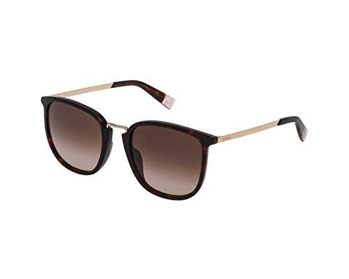 Furla occhiali da sole donna sfu146 0722 havana scuro