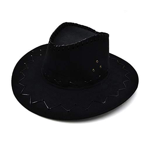 Bontand Western-Cowboy-Hüte Für Männer Frauen Touristen Caps Für Partei-Kostüme Cowgirl Cowboyhut