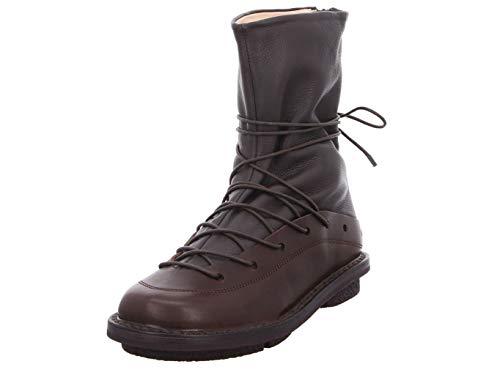 Trippen Closed, Katmandu-Sohle Zeus Espresso Boots & Stiefeletten Gr.: 40