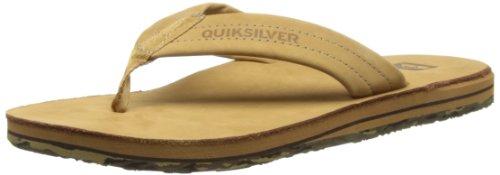 Quiksilver Port E M Sndl Tkd0, Chaussures de bain homme Beige - Beige (TAN - SOLID)
