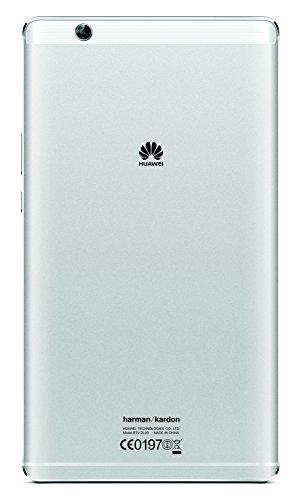Huawei MediaPad M3 Silver WiFi (32 GB Festplatte - 3
