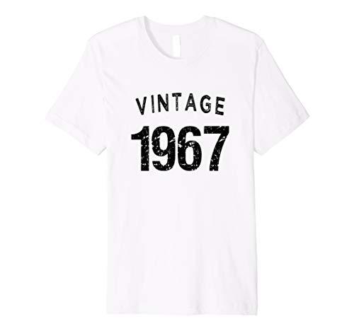 Funny 50th Birthday 1967 Mens T Shirt Al Mejor Precio De Amazon En