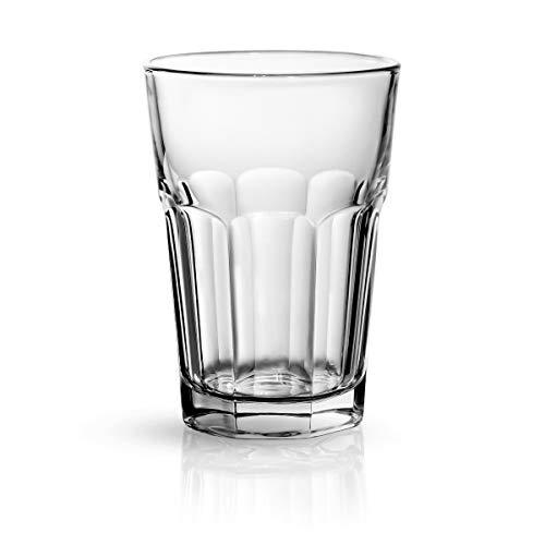 Sixby Caipirinha - Longdrink Gläser (Marocco 35cl, 12 Stück)