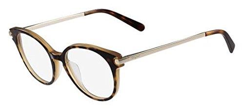 Salvatore ferragamo occhiali da vista sf 2764 havana honey donna