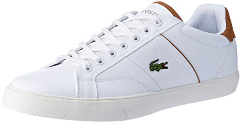 ead 119 1 CMA Sneaker, Weiß (White/Light Brown 2j8), 45 EU ()