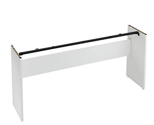 Klavier Holz Ständer (Korg STB1WH Ständer aus Holz weiß)