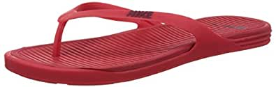 Nike Men's Matira Thong University Red and Deep Garnet Flip-Flops and House Slippers -10 UK/India (45 EU)(11 US)