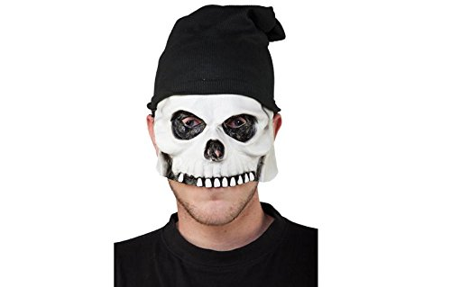 Enter-Deal-Berlin Gesichtsmaske - Scull - mit -