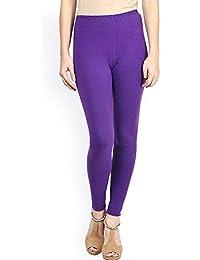 ab5903dd13cc6 Purples Women's Leggings: Buy Purples Women's Leggings online at ...