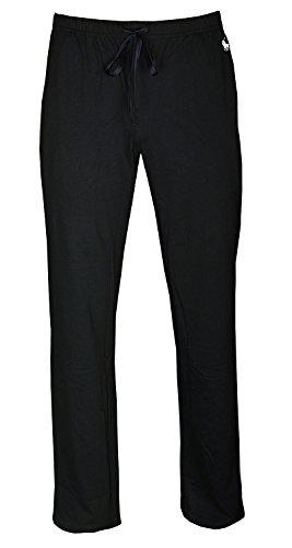 Polo Ralph Lauren PJ Pant, Bas de Pyjama Homme, Schwarz (Polo Black 001), XXL