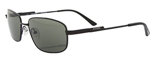 Harley Davidson HDX 874 BLK 2 Sonnenbrille + Etui + Linse Tuch