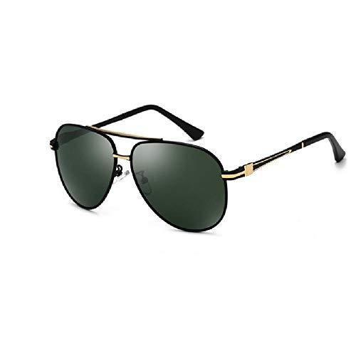 SIMINGSHUAI Sonnenbrillen Herren Damen Polarisationsbrillen Fahrbrillen Sonnenbrillen G D
