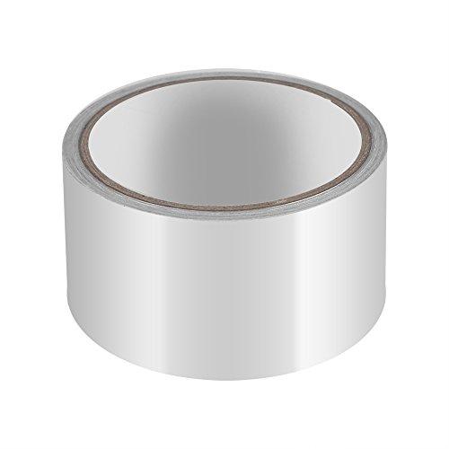 """Bande Adhésive de Cachetage de Chaleur de Cachetage de Bande d'aluminium d'argent de 2 """"x 32ft pour l'isolation de Réparation en Métal de Conduit"""
