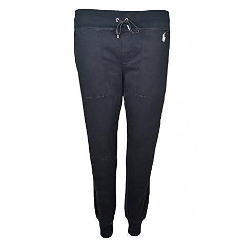 Jogging Ralph Lauren - Pantalon de jogging Ralph Lauren noir pour