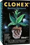 Clonex - Ormone della crescita per le radici, in gel, da 50 ml