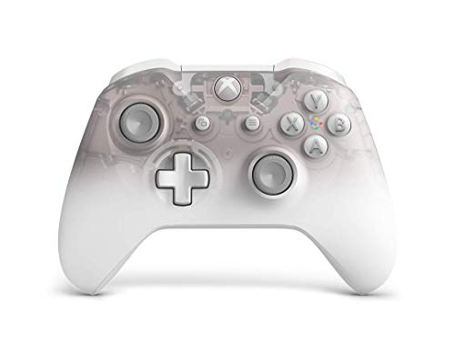 Official Xbox Phantom White Spec...