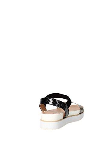 Docksteps DSE103500 Sandal Damen Synthetisches Leder Schwarz Schwarz