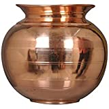 Nutristar Copper Pot Capacity = 6 Liters