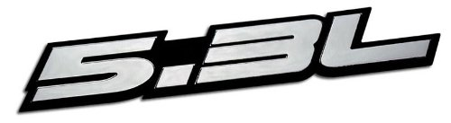 53l-liter-embossed-silver-on-black-highly-polished-silver-real-aluminum-auto-emblem-badge-nameplate-