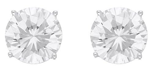H. Gaventa Ltd E6098/1 - Pendientes de mujer de plata de ley