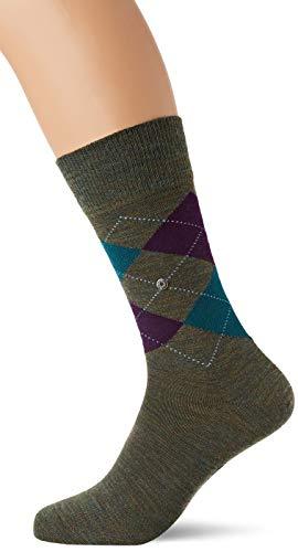 FALKE Herren Edinburgh Socke, Mint, 40-46