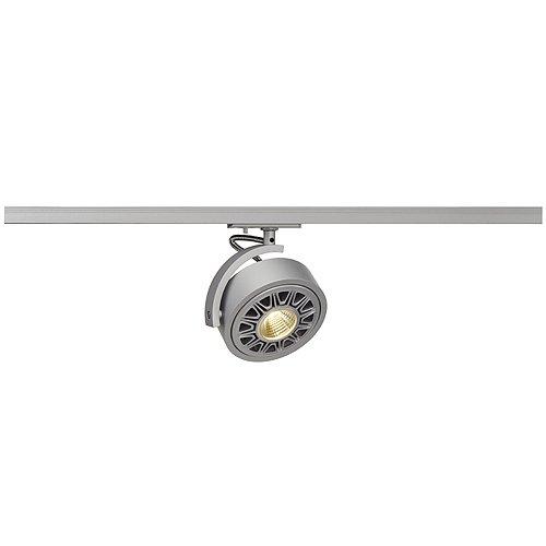 SLV KALU TRACK Leuchte Indoor-Lampe Aluminium/Kunststoff Silber Lampe innen, Innen-Lampe