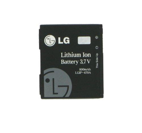 LG IP-580N LI-Ion Akku 1000mAh für LG GC900, GM730, GT500, GT505