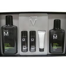 Amore Pacific Mamonde M sébum Control Ensemble de soins de la peau pour homme (pour les peaux grasses type)