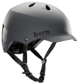 Bern Men's Watts EPS Thin Shell Helmet by Bern