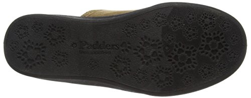 Padders Sable, Chaussons Femme Beige - Beige (Camel)
