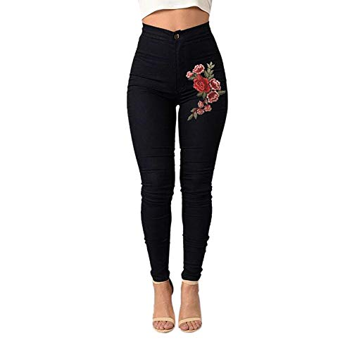 Suitray Jeans Damen, Mode Frauen Skinny Freizeithosen Jogginghose Jeans Skinny Sporthosen Freizeit Hosen