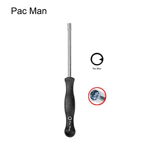 Screwdriver Carburetor Carb Tune-up Adjustment Tool for Most Common 2 Cycle  Small Engine Pac Man