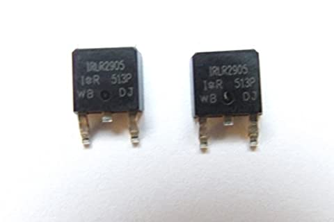 Bosch Vp44 Vp30 Vp29 Pompe à injection réparation transistor Irlr2905 Audi BMW Ford Saab Skoda Vauxhall (voir description du produit pour une application Liste) X2pcs