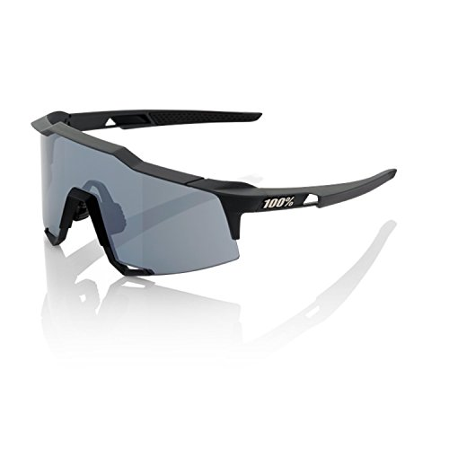 100% Sportbrille The Speedcraft Tall Schwarz