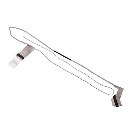 perfk Ersatz LVDS LCD Flex Video Bildschirm Kabel Flachbandkabel für Lenovo G500 G505 G510 -