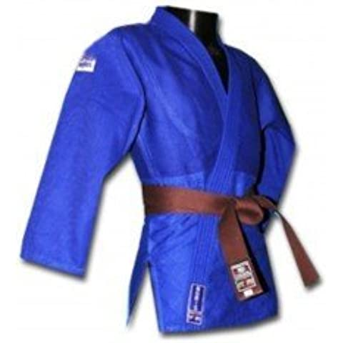 NKL - Judogi Noris-Sfjam Kimono Judo Competition, Color Azul, Talla 180