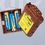 Rulke rulke060897Leere Batterie Box mit Akku Gap