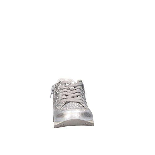Hogan Junior HXT1580X880G9LB200 Sneakers Bambina Argento
