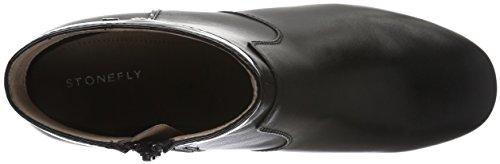 Stonefly Lory 12, Bottes Classiques Femme Noir (Nero/Black 000)
