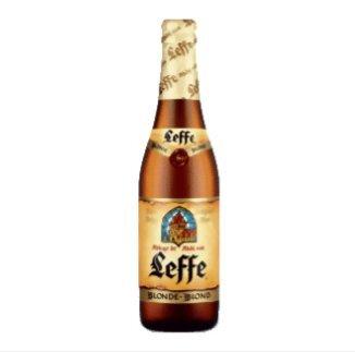 Leffe Blonde 33cl 6,6% Belgisches Abtei Bier 6er Pack